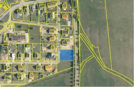 (Prodej, stavební pozemek, 1093 m2, Seč)