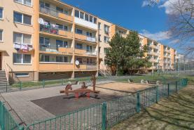 Prodej, byt 3+1, Louny, ul. Zahradní
