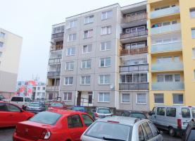 Pronájem, byt 3+1, 60m2, Tachov, ul. Želivského