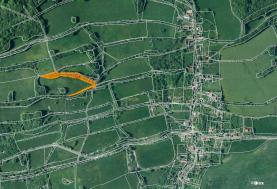 mapka (Prodej, les, 4488 m2, Kozly u České Lípy)