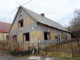 Prodej, rodinný dům,140 m2, pozemek 6133 m2, Lesná, Tachov