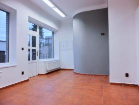 Pronájem, obchod a služby, 46 m², Praha, ul. Jiráskova