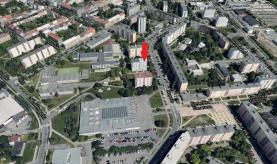 Pronájem, byt 2+1, 58 m2, Plzeň Skůpova ul.