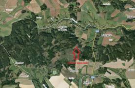 Prodej, lesní pozemky, 74501 m2, Libňatov