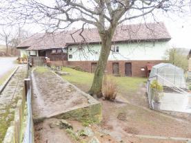 Prodej, rodinný dům 3+1, 561 m2, Sebečice