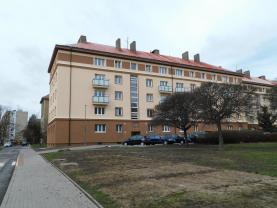 Pronájem, byt 1+1, 40 m2, Kladno, ul. Vrchlického