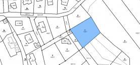 Prodej, stavební parcela, 1500 m2, OV, Mnichovice u Říčan
