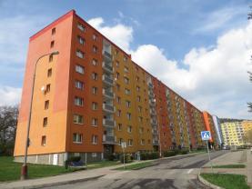 Prodej, byt 1+1, 40 m2, DV, Klášterec nad Ohří, ul. Okružní