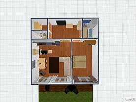 (Pronájem, byt 2+kk, 65 m2, Praha 5 - Smíchov, terasa 156 m2), foto 3/16