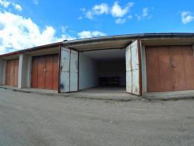Pronájem, garáž, 20 m2, Jindřichův Hradec