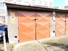 Pronájem, garáž, Ostrava - Mariánské Hory, ul. Zelená
