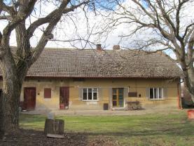 Prodej, rodinný dům, 3+1, Chlístovice