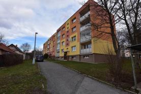 Pronájem, byt 4+1, Liberec, Vrchlického ul.