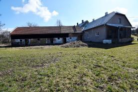 Prodej, rodinný dům, Trnov