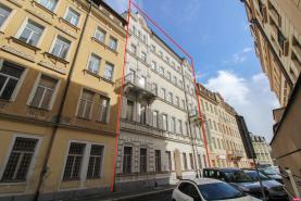 Prodej, bytový dům, 956 m2, Karlovy Vary - Centrum