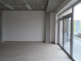 Pronájem, komerční prostory, 40 m2, Hranice, ul. Jiráskova