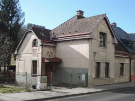 Prodej, rodinný dům, Železný Brod, ul. Vaněčkova
