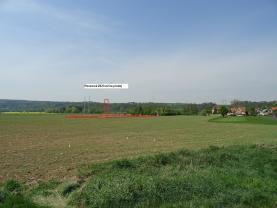 Prodej, pozemek, 2521 m2, Libomyšl