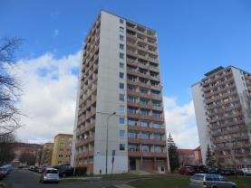 Prodej, byt 1+kk, 21 m2, OV, Most, ul. M. G. Dobnera