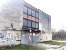 Pronájem, garáž, Ostrava - Zábřeh, ul. Pavlovova