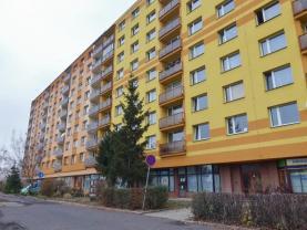 Pronájem, byt 1+kk, 20 m2, OV, Ústí nad Labem, ul. Větrná