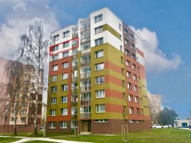 Prodej, byt 4+1+L, 82 m2, Jindřichův Hradec