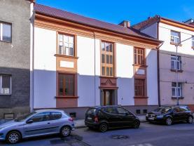 Pronájem, byt 2+1, 60 m2, Ostrava - Přívoz, ul. Jungmannova
