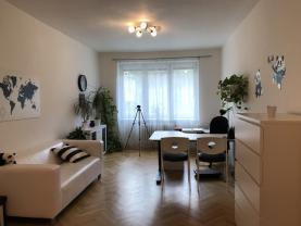 Prodej, byt 2+1, 52 m2, Brno - Veveří, ul. Úvoz