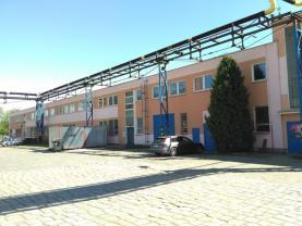 Pronájem, sklad, 1053 m2, Praha, ul. Strojírenská