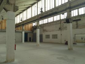 (Pronájem, sklad, 1053 m2, Praha, ul. Strojírenská), foto 4/7