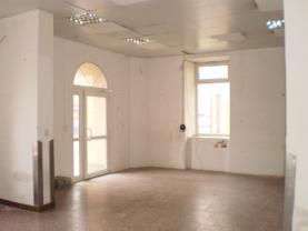 Pronájem, obchodní prostory, 91 m2, Letovice