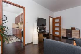Prodej, byt 1+1, Ostrava - Zábřeh, ul. náměstí Gen. Svobody