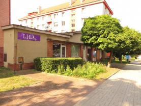 Prodej, komerční objekt, 114 m2, Kynšperk nad Ohří, nám. SNP