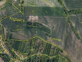 Prodej, pole, 28596 m2, Krušovice