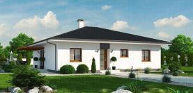 Prodej, stavební parcely 2000m2 s RD 4+1 na klíč, Jeřmanice