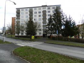 Prodej, byt 1+1, 43 m2, Sokolov, ul. Závodu míru