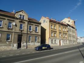 Pronájem, byt 1+1, Děčín, ul. Kamenická