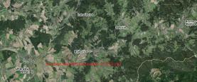 Prodej, les, 13379 m2, Bojkovice