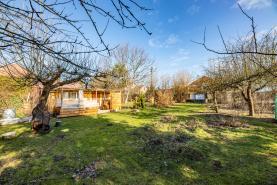 Prodej, pozemek s chatou 1099 m2, Všestary