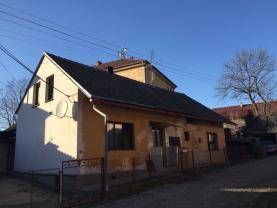Prodej, rodinný dům 3+1, 121 m2, Hlohovičky - Hlohovice