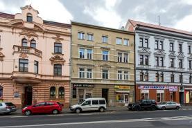 Prodej, byt 1+1, 35 m2, OV, Ústí nad Labem, ul. Masarykova