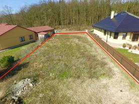 (Prodej, stavební parcela, 730 m2, Tábor, Dolní Horky), foto 4/10