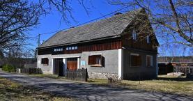 Prodej, chalupa 4+1, 1665 m2, Úněšov - Čbán