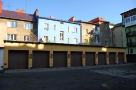 Pronájem, garáž, Ostrava, ul. Korunní