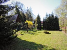 Prodej, zahrada, 1052 m2, Ústí nad Labem - Sebuzín