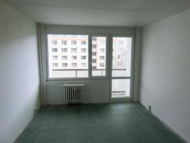 Obývací pokoj (Prodej, byt 4+1, Ústí nad Labem, ul. Jindřicha Plachty), foto 2/8