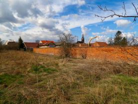 Prodej, parcela, 831 m2, Polkovice