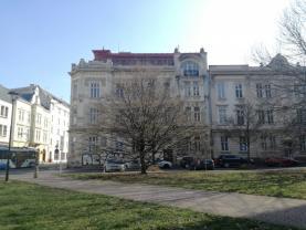 Pronájem, byt 1+1, 29 m2, Ostrava, ul. Žerotínova