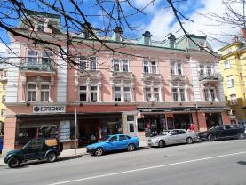 Prodej, byt 1+1, 42 m2, Hlavní třída, Mariánské Lázně