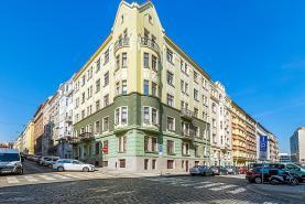 Prodej, obchodní prostory, 183 m2, Praha 7, Heřmanova